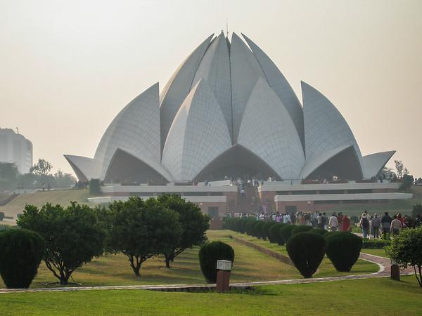 Bahai Lotus Temple