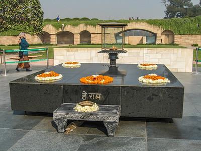 Raj Ghat Mahatma Gandhi Memorial