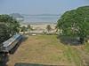 Hotel lawn. Guwahati, Assam India