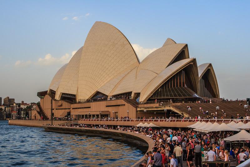 Sydney Opera House. Sydney Australia