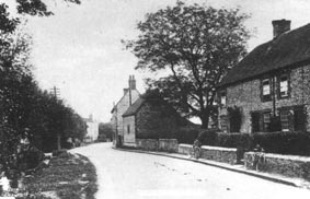 <font size=3><u> - Brook Street - </u></font> (BS0194)  May have been a pub (The Walnut Tree? Subsequently Willian's market garden).
