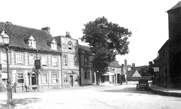 <font size=3><u> - Castle Inn - 1920/30s - </u></font> (BS0004)