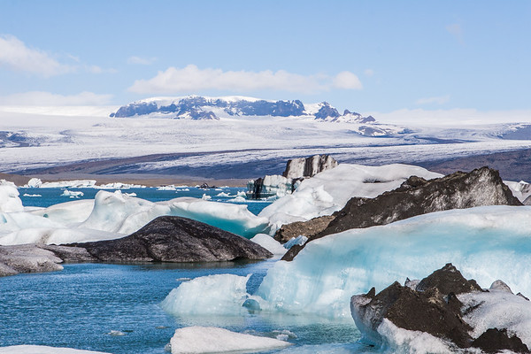 Jokulsarlon Glacier Bay
