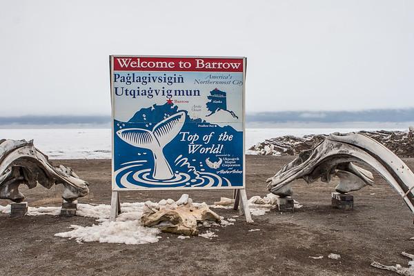 Barrow Alaska USA