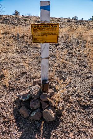 Deer Creek, East Side, Galiuro Mountains, Graham County, Arizona USA