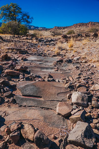 Deer Creek, East Side, Galiuro Mountains, Graham County, Arizona USA