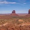 Monument Valley Najavo Tribal Park, Arizona