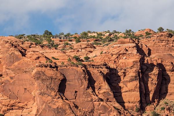 Vermillion Cliffs California Condor release area, Vermillion Cliffs National Monument, Arizona