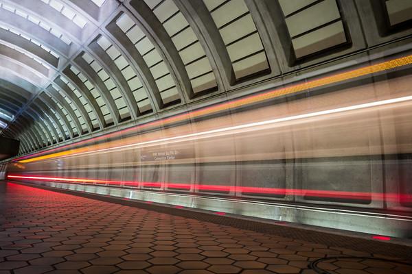 Subway Washington D.C.