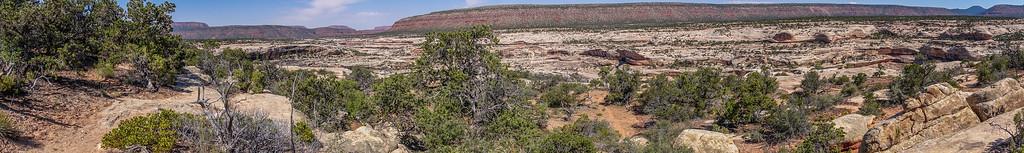 Natural Bridges National Monument, San Juan Co., Utah USA