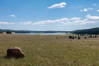 Jacob's Reservoir, GriffinTop, Garfield County Utah
