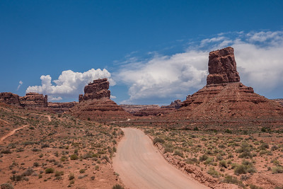 Valley of the Gods, San Juan Co., Utah USA