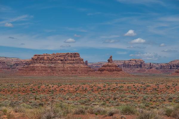Valley of the Gods, Utah USA