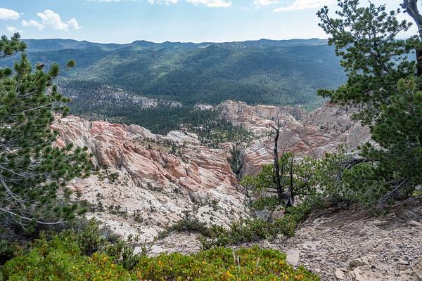 Hell's Backbone, Garfield County Utah