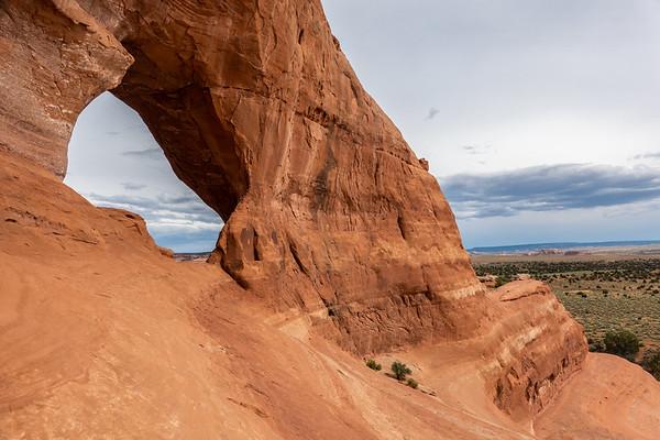 Looking Glass Rock, Utah USA
