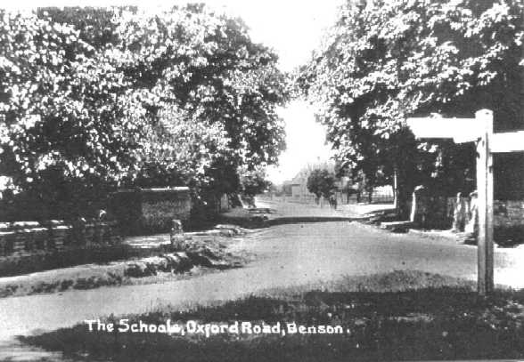 <font size=3><u> - Oxford Road - 1912 </u></font> (BS0055)
