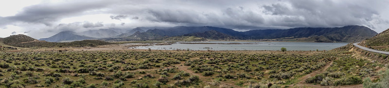 Isabella Lake, Kern Co. California USA