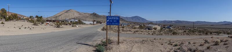 Darwin, Inyo Co. California USA