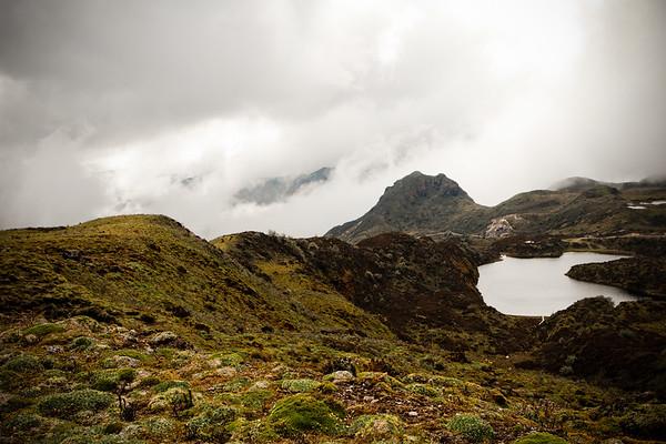 Papallacta Pass Ecuador