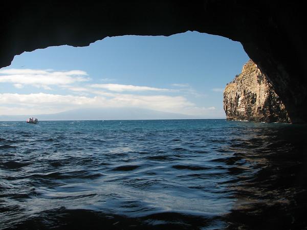 - Punta Vicente Roca Isabella - Galapagos Islands - Ecuador - ©2006 Margy Green