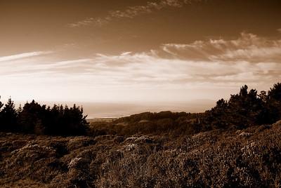 Sweeney Ridge