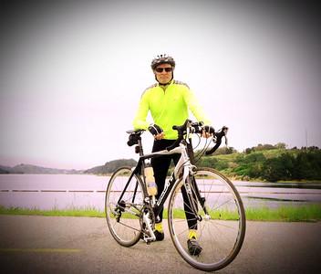 Tour de Cure 2014 training ride