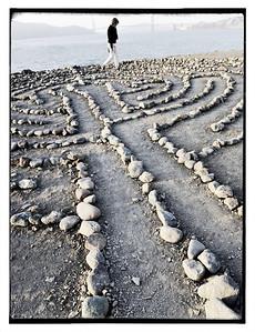 Unwinding the labyrinth.