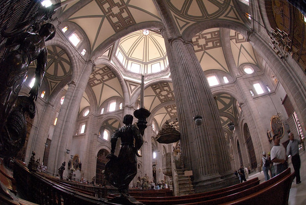 Cathedral, México D.F.