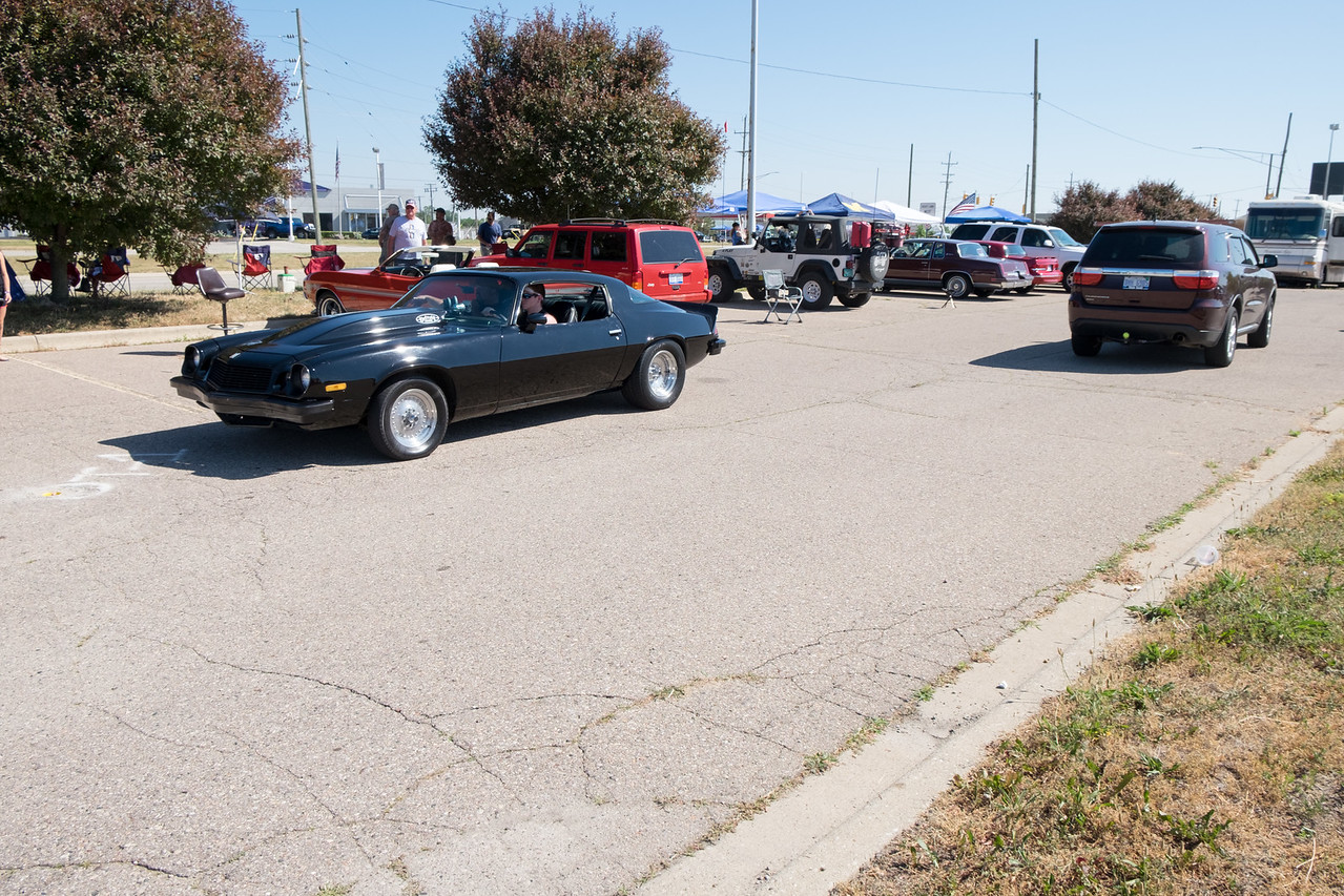 Hundreds of classic cars took to Fort Street for the 17th Annual Cruisin' Downriver Saturday, from Sibley Road in Riverview to Warwick in Lincoln Park. Photos by Matt Thompson, Copyright 2016 The News-Herald