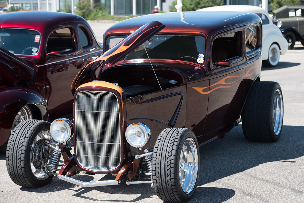 . Despite several cities urging cruisers to stay home, the 18th Annual Cruisin\' Downriver kicked off Saturday morning. Photos by Matt Thompson for The News-Herald