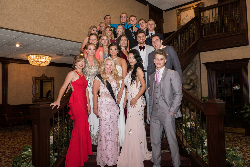 . Taylor Kennedy High School held its 2017 Prom on Thursday, May 25 at Crystal Gardens in Southgate. Photo by Debbie Malyn for The News Herald.