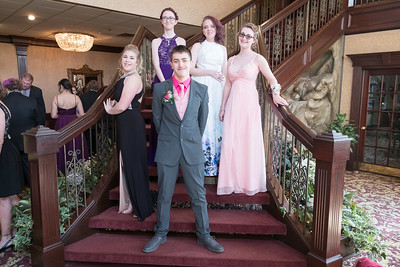 Riverview Community High School held their 2017 Prom at Crystal Gardens in Southgate. Photos by Matt Thompson for The News-Herald