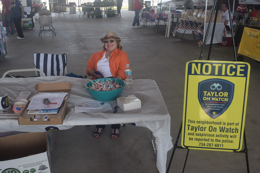 . The Taylor Farmer\'s Market opened June 2 at the Sheridan Center Pavilion inside Heritage Park. The market is open each Friday through September from noon to 7 p.m.