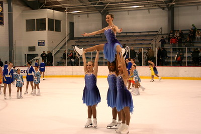 The Dearborn Crystallettes will get the chance to shine in a national spotlight next month. The team is heading to the Synchronized Skating World Championships in Colorado Springs, one of just two American squads to represent the U.S. Mike Larson - For Digital First Media