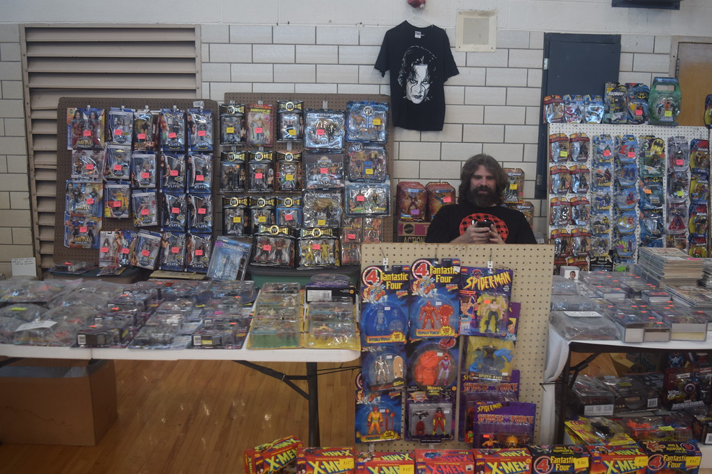 . The second annual Downriver Comic Con was held June 3-4 at Lincoln Park High School. Photos by Dave Herndon