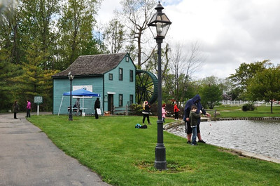 The Ecology Center, in cooperation with the City of Taylor and the Huron Valley Sportfishing Club hosted its annual Fish 'n Fun Day May 14 at Heritage Park.