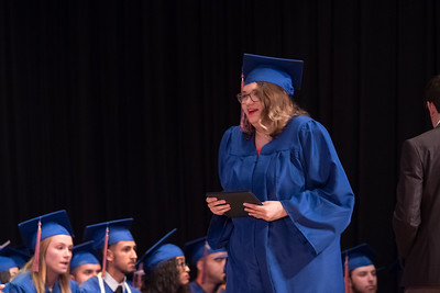 Lincoln Park High School held their 2017 Commencement on Wednesday, June 7 in the High School Auditorium. Photos by Matt Thompson for The News-Herald