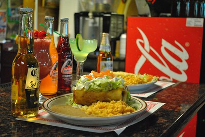 The food at Pancho's Mexican Restaurant is made fresh daily. Robert Kobylasz – For The News-Herald