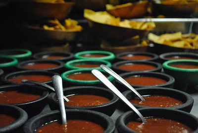 Chips and salsa are a staple at Pancho's Mexican Restaurant. Robert Kobylasz – For The News-Herald