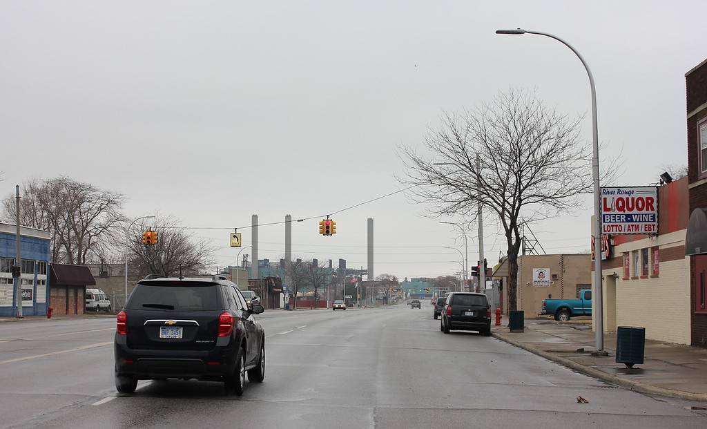 . With the reopening of the drawbridge on Jefferson Avenue, at River Rouge\'s northern border improving access to the city, and the proposed Gordie Howe International Bridge to Windsor north of the the city offering economic benefit if enacted, the city is poised for an economic resurgence.  Sue Suchyta � For The News-Herald