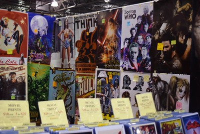 The 2016 Motor City Comic Con wrapped up Sunday with the third day of the show.