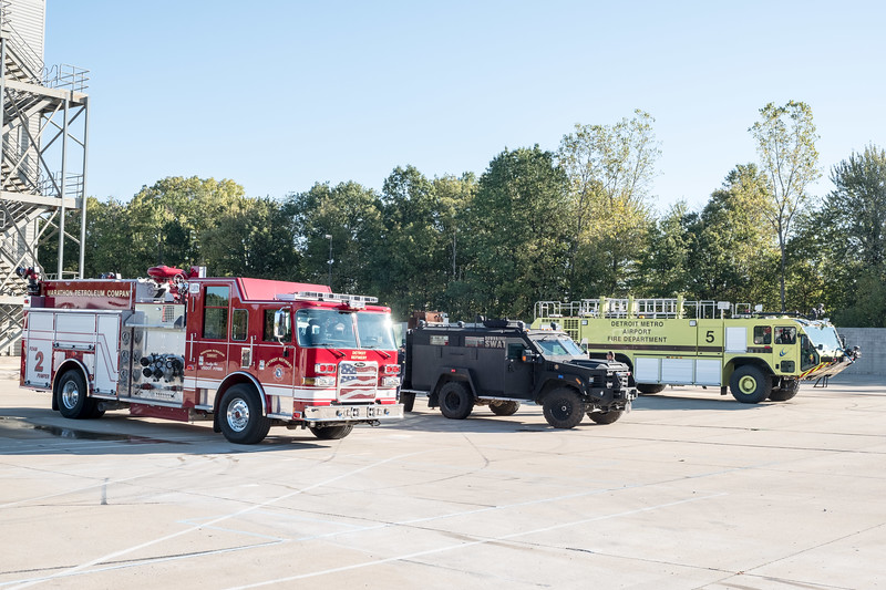 Wayne County Community College District Public Safety Open House