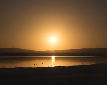Larnaca Salt Lakes - Cyprus