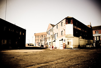 Grimsby Docks - Grimsby UK