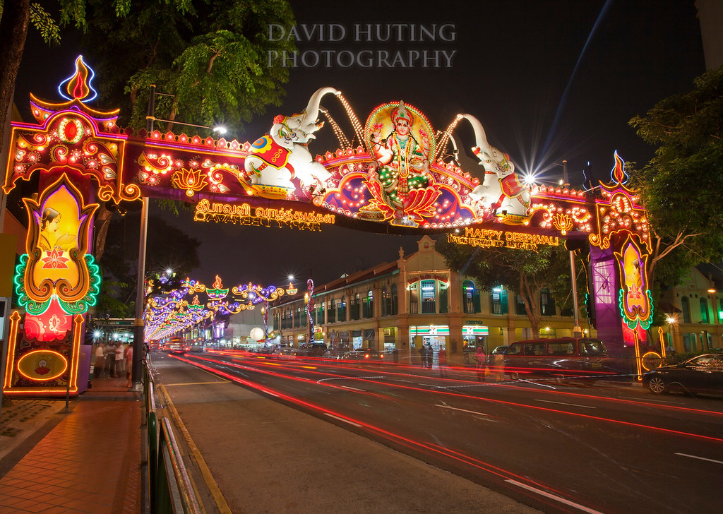 Little India Lights