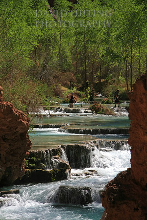Navigating Havasu Creek