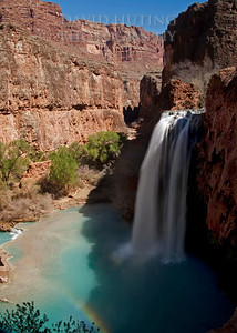 Havasu Falls Rainbow- Fixed Bestc