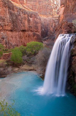 Havasu Falls Sunrise View