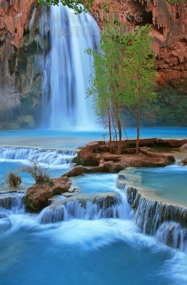 Havasu Falls Vertical 3fc