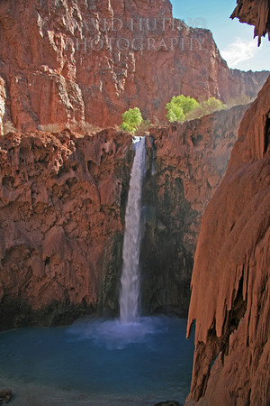 Mooney Falls View